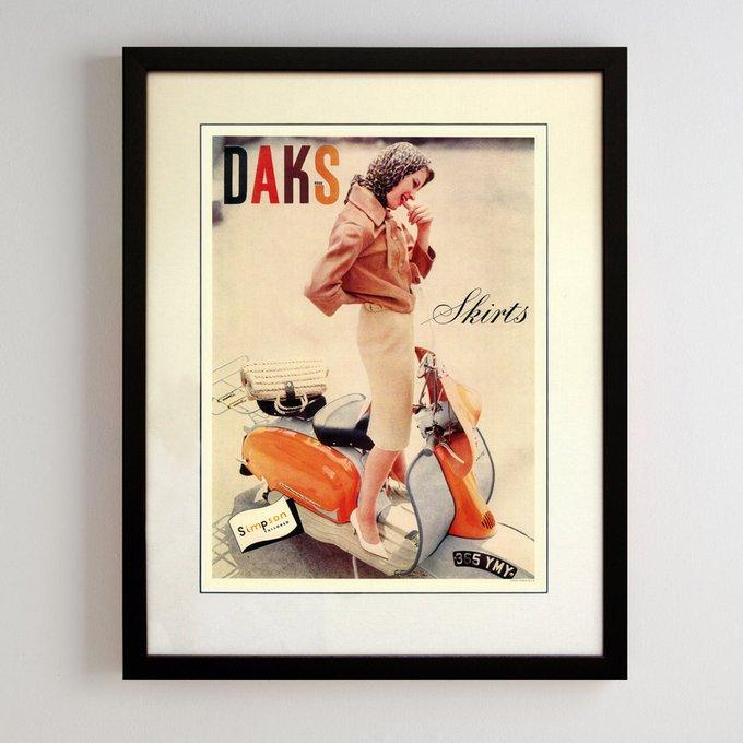 Fashion & Girls. Daks