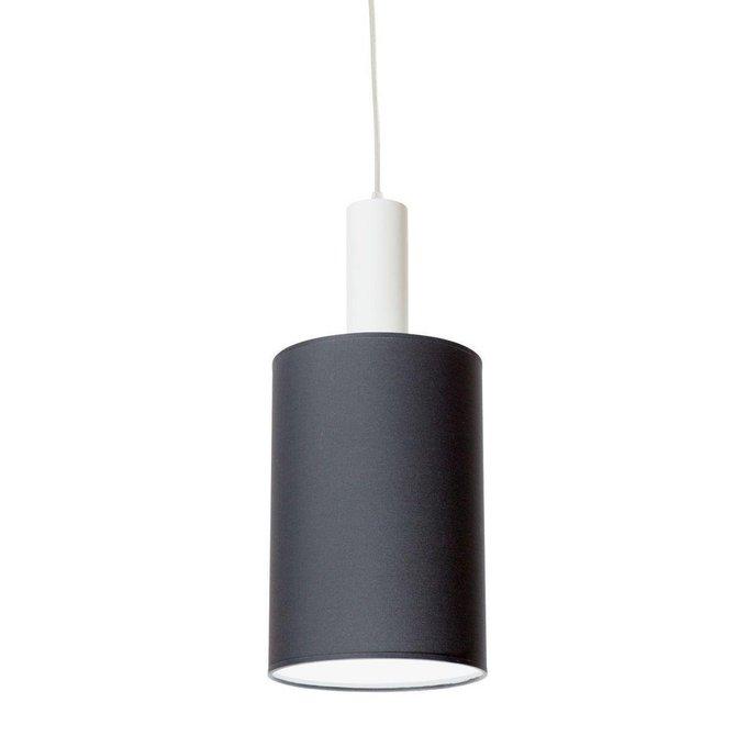 Подвесной светильник Roller с черным абажуром