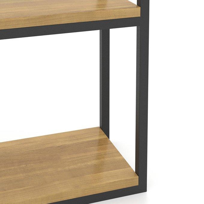 Консольный стол Loft с металлической основой