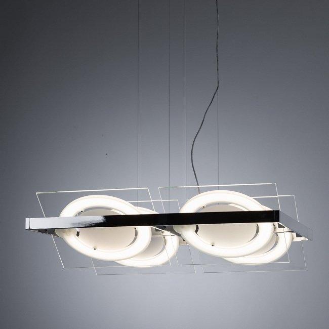 """Потолочный светильник """"Movement"""" 4 лампы"""