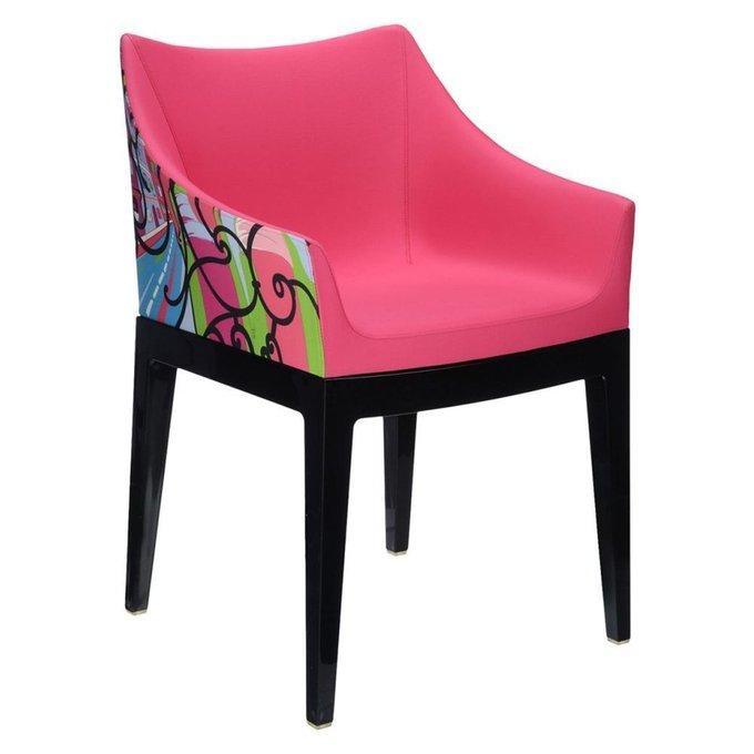 Стул Madame Paris розового цвета