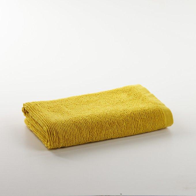Полотенце банное Miekki small bath towel mustard