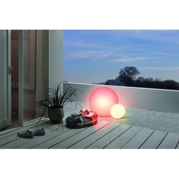 Уличный светодиодный светильник Monterolo-C белого цвета