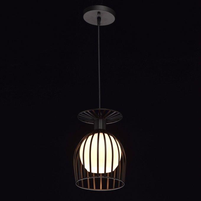 Подвесной светильник Лоск с двойным плафоном