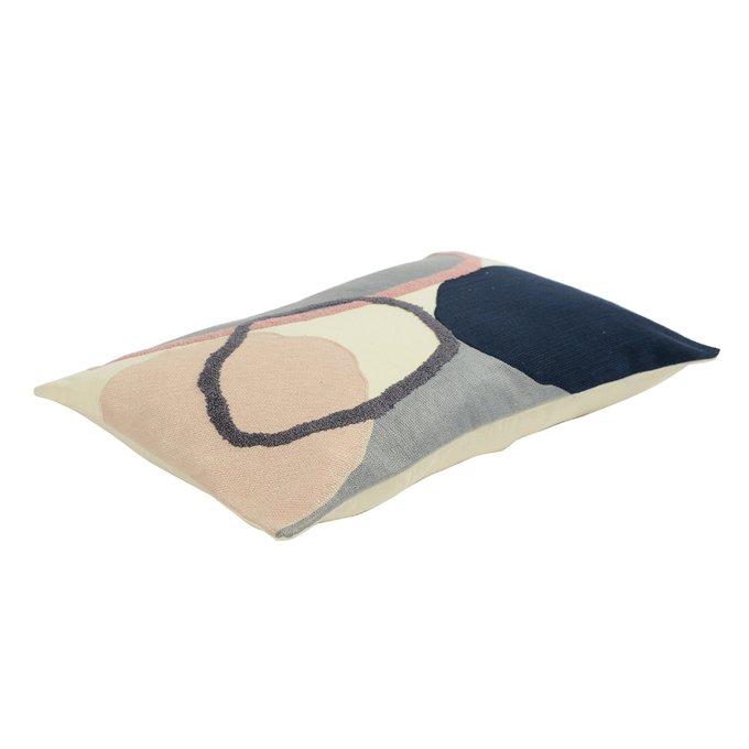 Подушка декоративная Ethnic с дизайнерским орнаментом