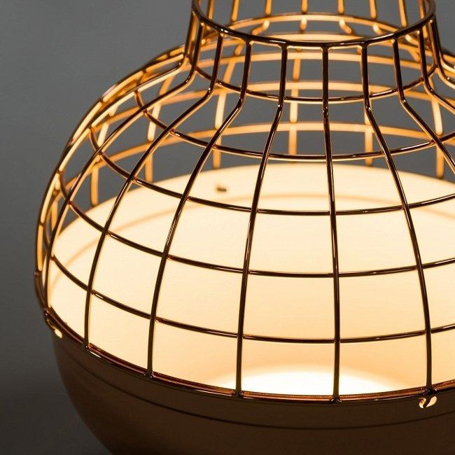 """Настольный светильник """"Glare"""" из металла"""