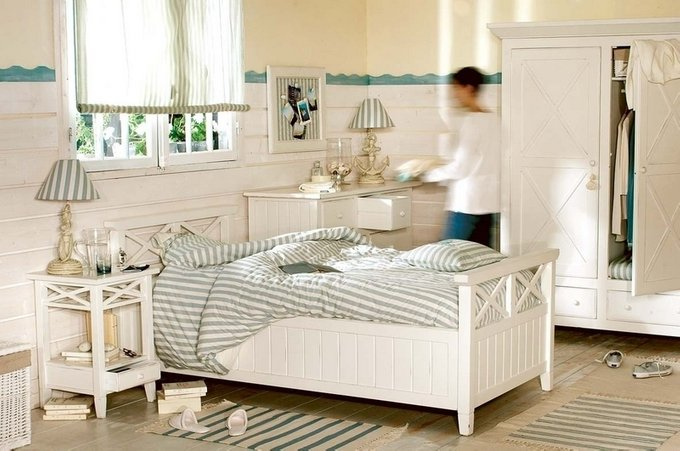 """Кровать """"Бретань"""" 140х200"""