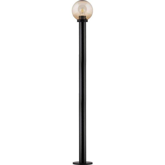 Уличный светильник с пластиковым плафоном