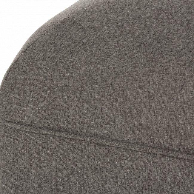 Молуль дивана серого цвета