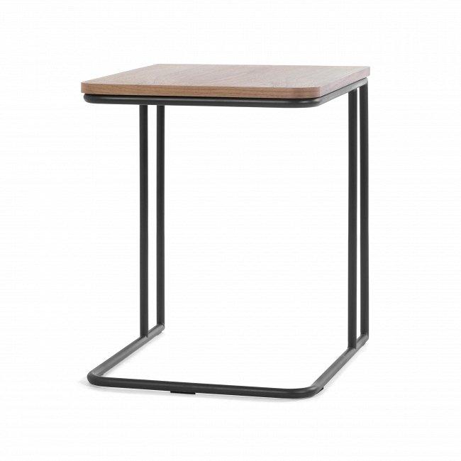 Приставной стол Tara на металлической ножке
