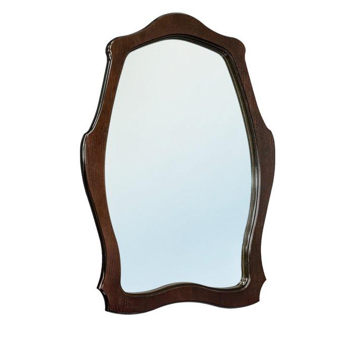 Зеркало Элегия в стандартном исполнении орех