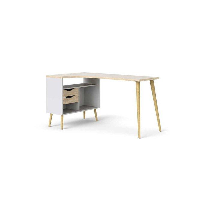 Письменный стол Oslo с двумя ящиками