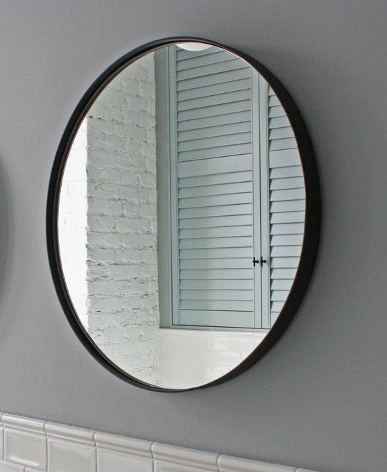 Зеркало Metal-1 60 в тонкой металлической раме