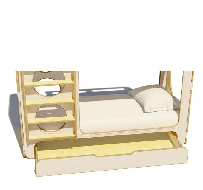 Двухъярусная кровать Shuttle 180х80