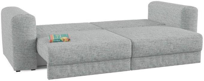 Диван-кровать прямой Мэдисон Грей серого цвета
