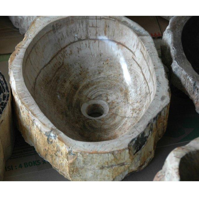 Раковина Teak&Water Fossil Stone