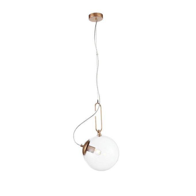 Подвесной светильник Senza с прозрачными плафоном
