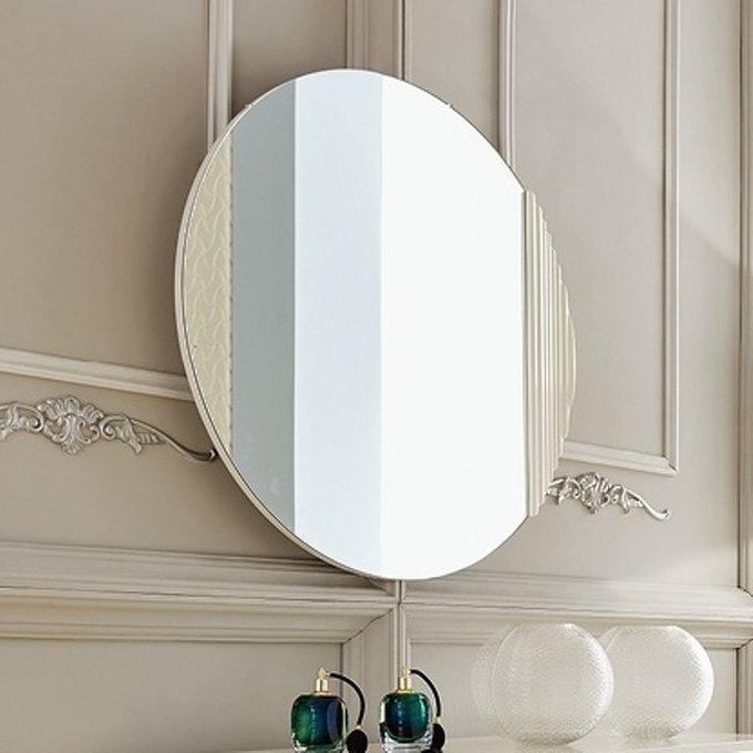 Круглое настенное зеркало Rimini