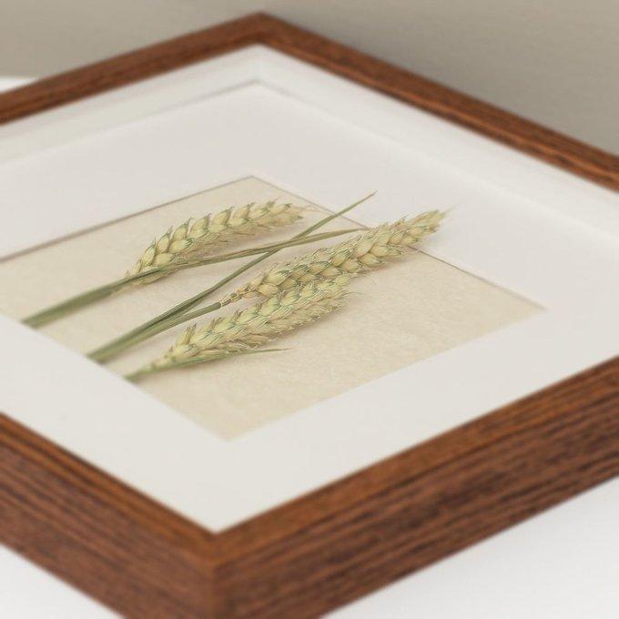 Панно с пшеницей