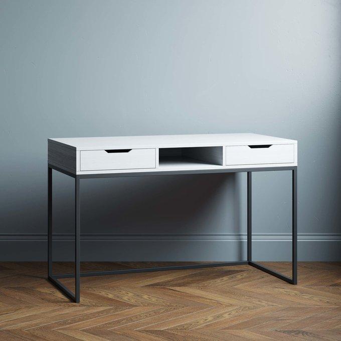 Письменный стол Ramon 140х60 черного цвета