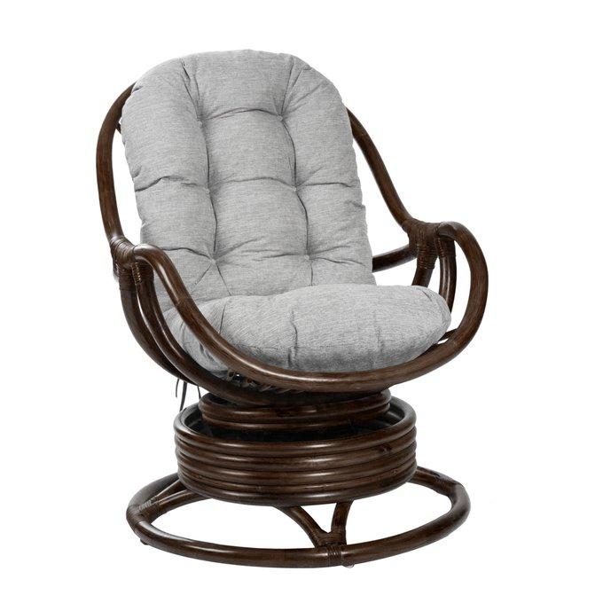 Кресло-качалка Kara орех