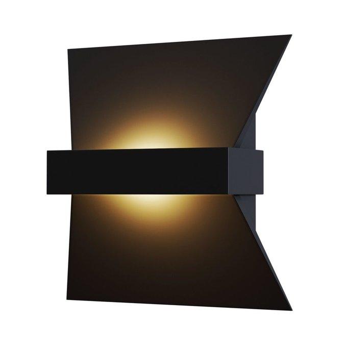 Настенный светильник Trame черный