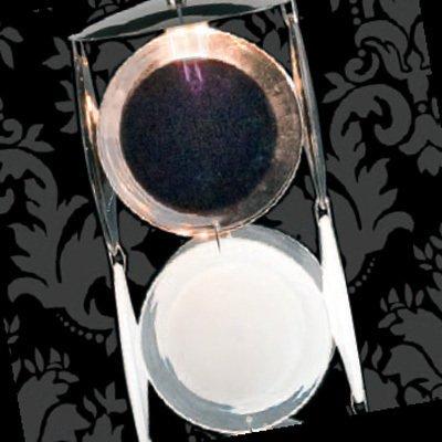 Подвесной светильник Jago Anni с белым абажуром