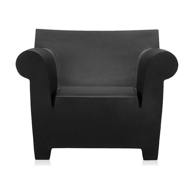 Кресло Bubble Club черного цвета