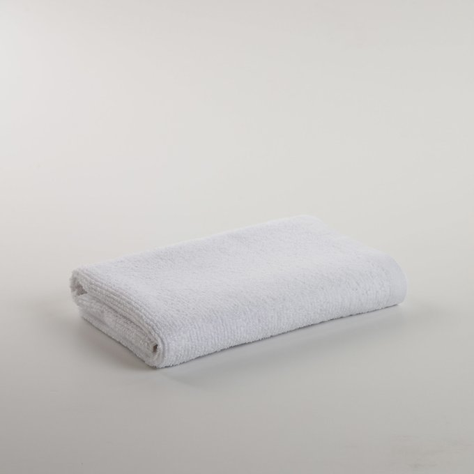 Банное полотенце Miekki small bath towel white