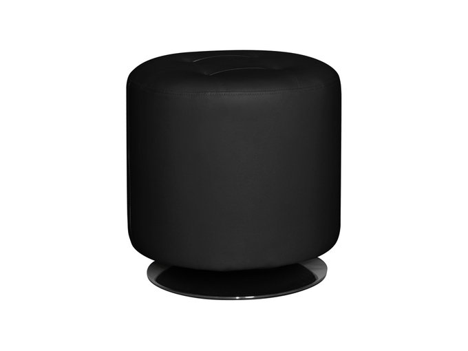 Пуф Moby Mini черного цвета