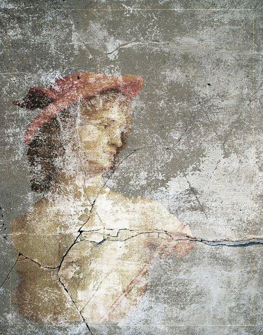 Картина (репродукция, постер): Андреа Мантенья Пегас с кистью