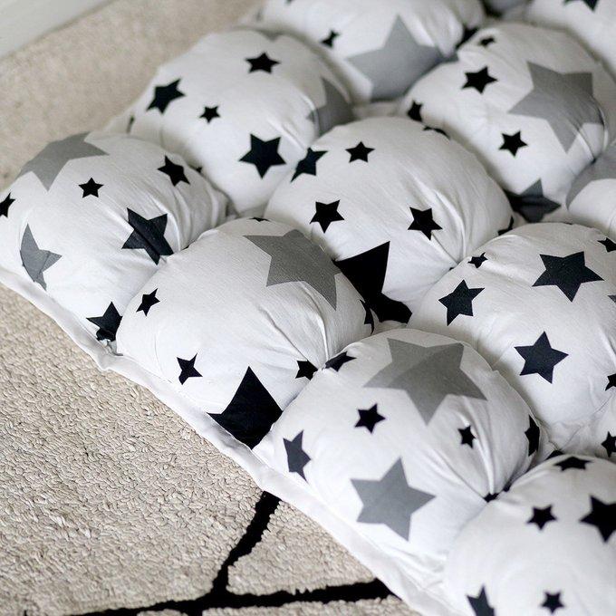 Игровой коврик Бомбон Black Stars