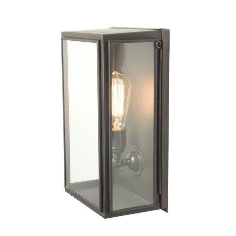 Настенный светильник Box Wall Light из стекла и металла