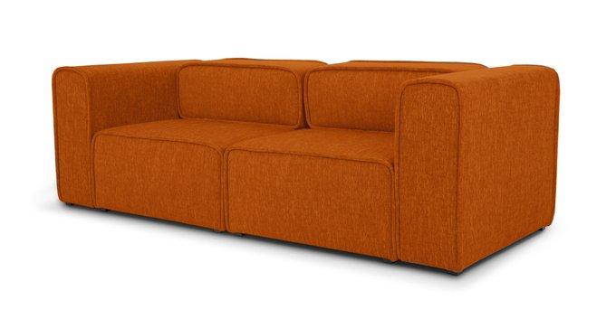 Модульный диван Метрополис L mandarine