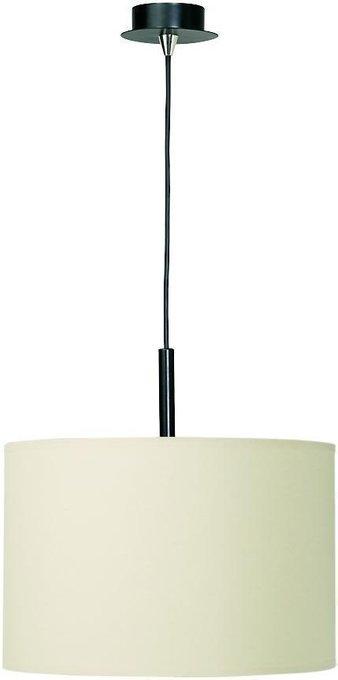 Подвесной светильник Alice с абажуром бежевого цвета