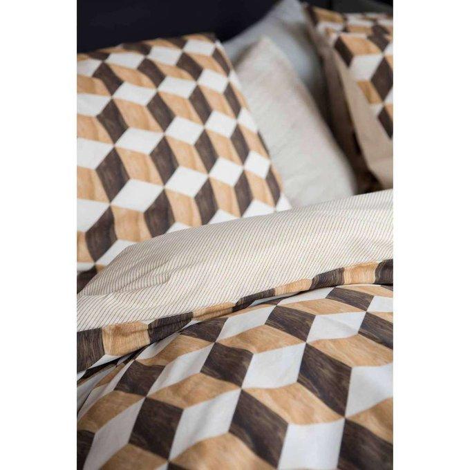 Комплект постельного белья Деревянные кубики