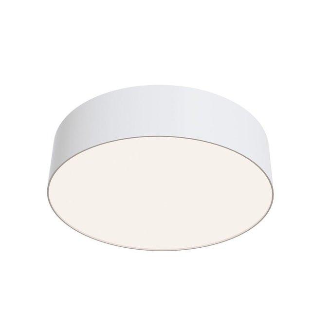 Потолочный светильник Zon из алюминия и пластика