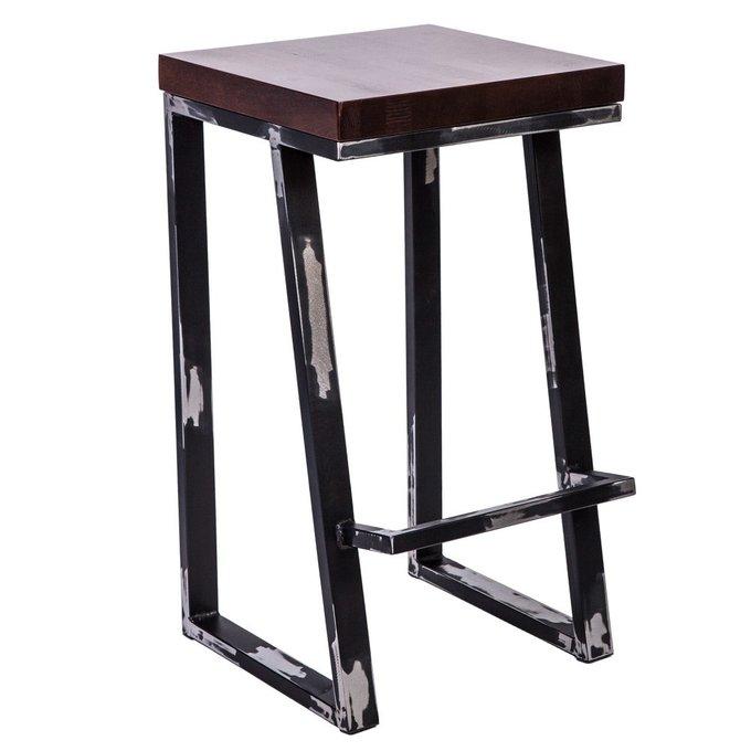 Барный стул Терракс с сиденьем из массива березы