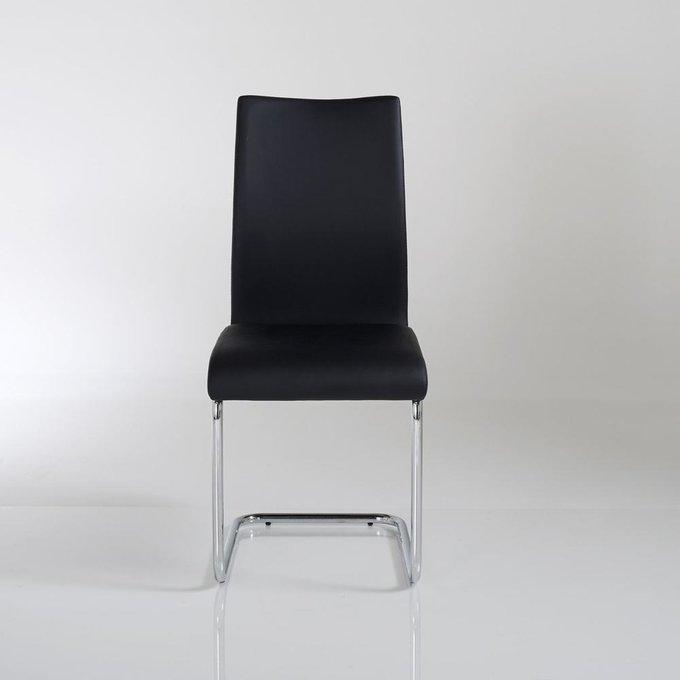 Комплект из двух стульев Newark черного цвета