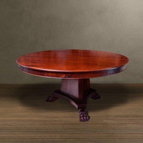 Стол Трик коричневого цвета