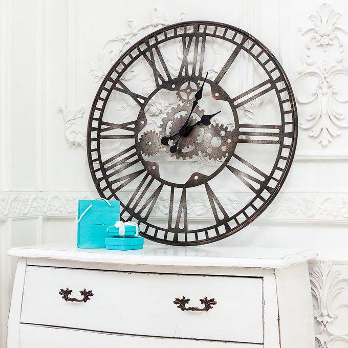 Часы Сен-Лазар из металла