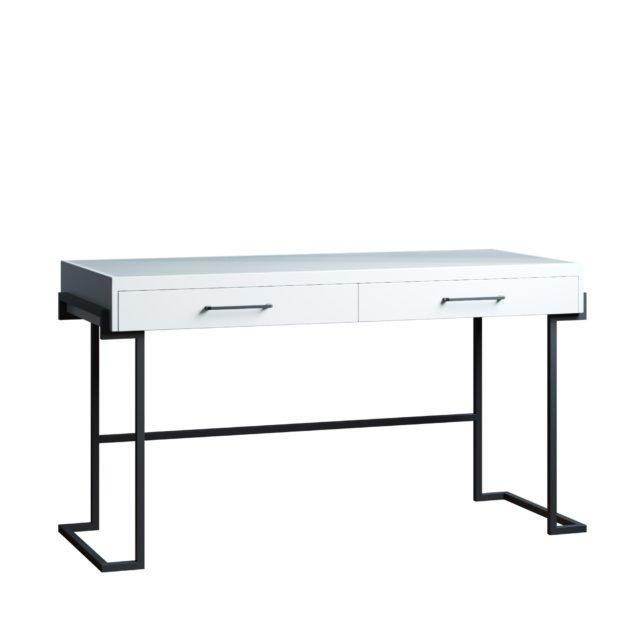 Письменный стол Diona 120х60 белого цвета