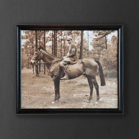 Картина Мальчик на лошади