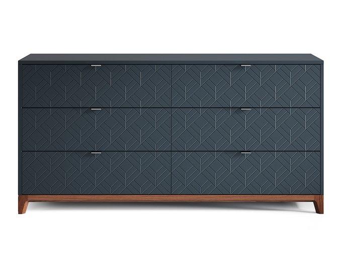 Комод Case №3 серого цвета
