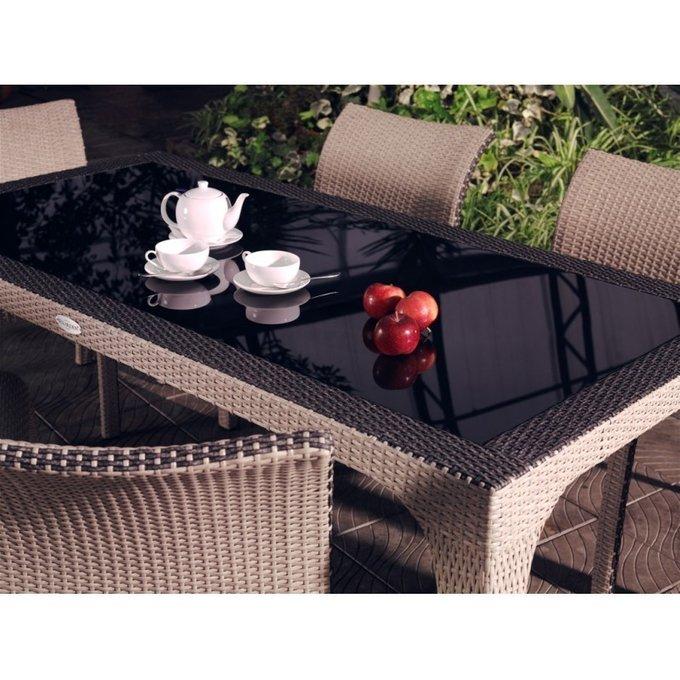 Обеденный стол Орхидея большой
