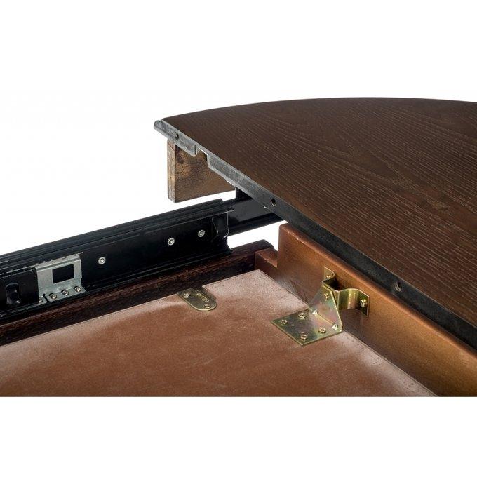 Обеденный стол Fiona tobacco