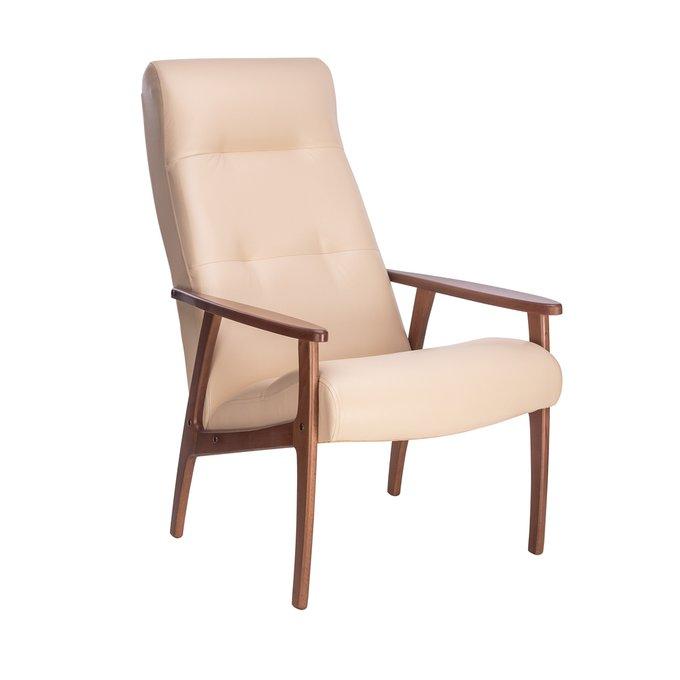 Кресло Remix с обивкой Polaris Beige