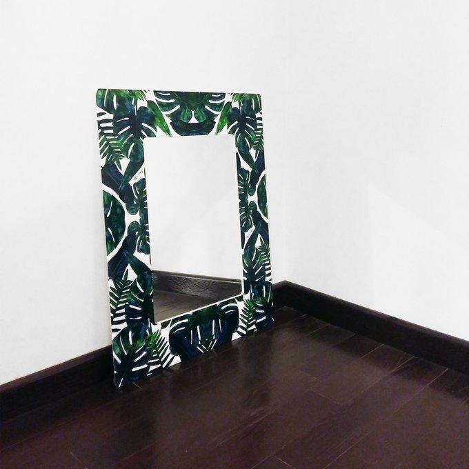 Настенное зеркало Tropic big