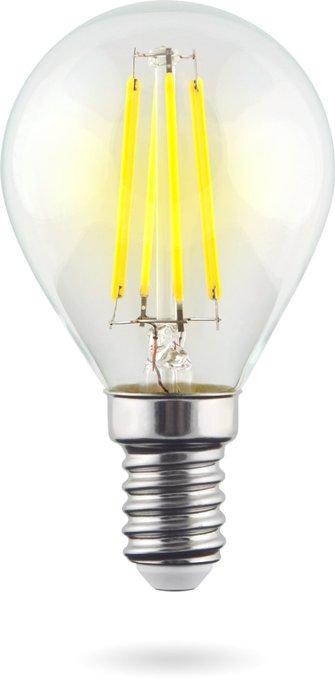 Лампа светодиодная Globe Graphene шар прозрачный