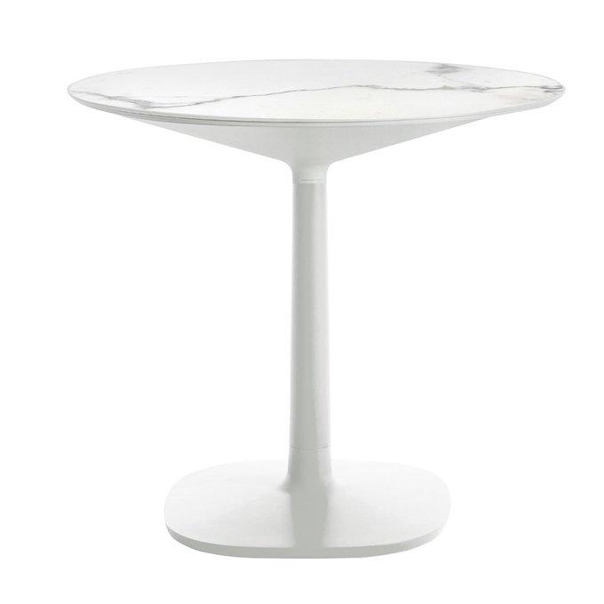 Обеденный стол Multiplo с мраморной столешницей